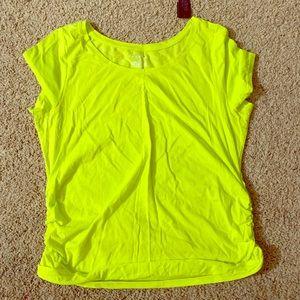 Lane Bryant neon T-shirt